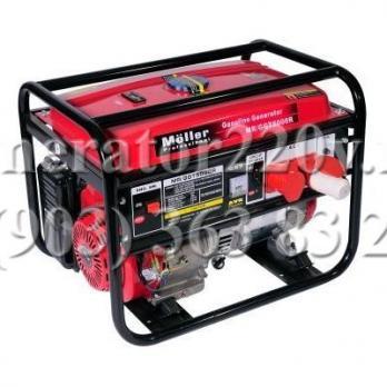 Купить Генератор бензиновый Moller MR GGT 5000 R Москва