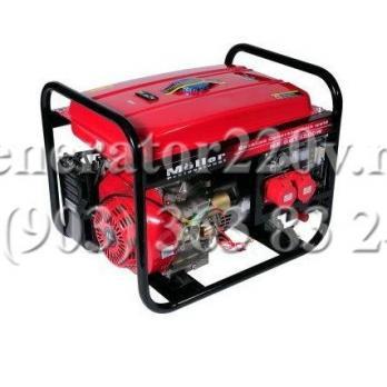 Купить Генератор бензиновый Moller MR GGT 6500 W Москва