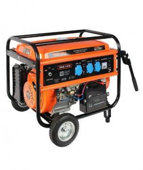 Купить Бензиновый генератор PATRIOT SRGE 7200 E Москва