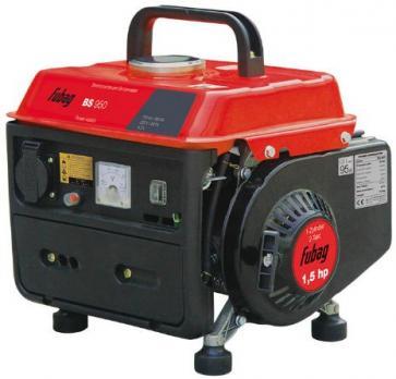 Купить Бензиновый генератор FUBAG BS 950 Москва