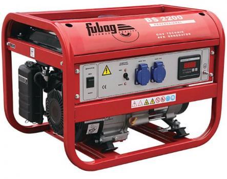 Купить Бензиновый генератор Fubag BS 2200 Москва