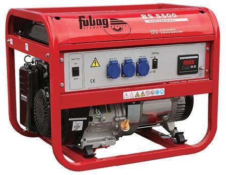 Купить Бензиновый генератор Fubag BS 5500 Москва