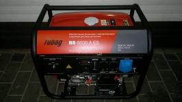 Купить Бензиновый генератор Fubag BS 6600 А ES Москва