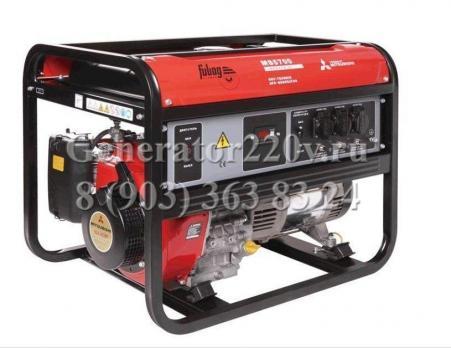 Купить Бензиновый генератор FUBAG MS 5700 Москва