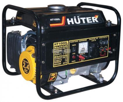 Купить Бензиновый генератор HUTER HT 1000 L Москва