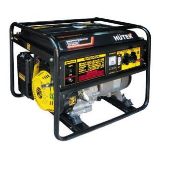 Купить Бензиновый генератор Huter DY 5000 L Москва