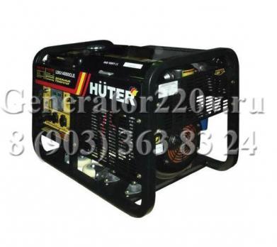 Купить Дизельный генератор Huter LDG 14000 CLE Москва
