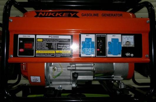 Бензиновый генератор PG-3000