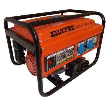 Бензиновый генератор Nikkey PG-3000-1