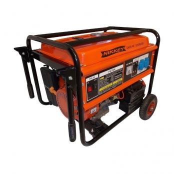Бензиновый генератор Nikkey PG-7500/1