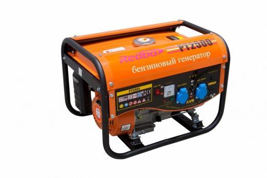 Генератор бензиновый Redbo  PT2500