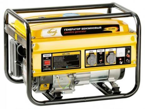 Купить Генератор бензиновый DENZEL GE 2500 Москва