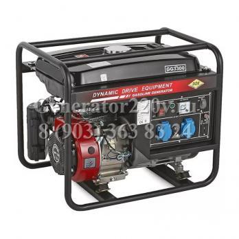 Купить Бензиновый генератор DDE GG 3300 E цена 13600 руб Москва