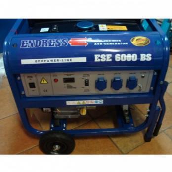Бензиновая электростанция ENDRESS ESE 6000 BS 240 002-E Москва