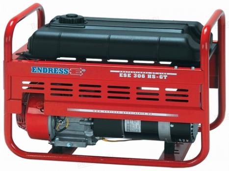 Бензиновая электростанция Endress ESE 306 HS-GT 112 011 цена 26200 руб Москва