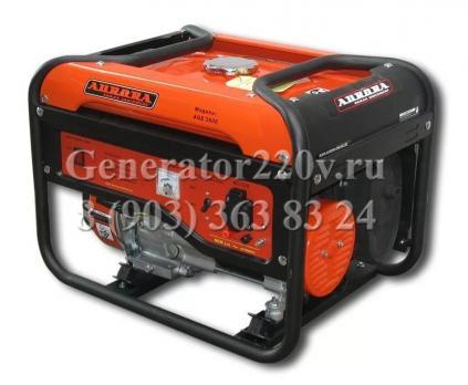 Купить Бензиновый генератор Aurora AGE 3500 цена 14300 руб