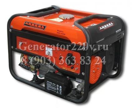 Купить Бензиновый генератор Aurora AGE 3500 D цена 16800 руб