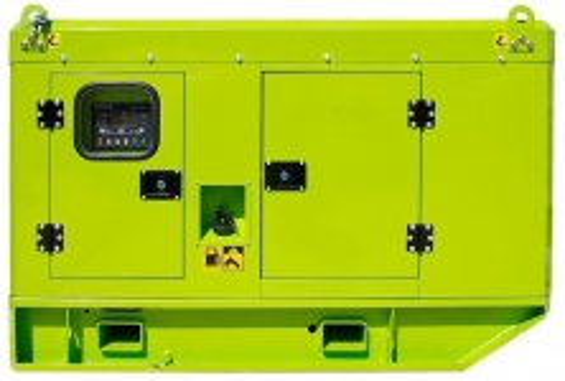Дизельный генератор MOTOR AD15-T400-R в кожухе МОСКВА