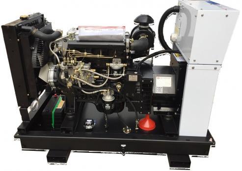 Дизельный генератор АМПЕРОС АД 10-Т400 B с АВР МОСКВА