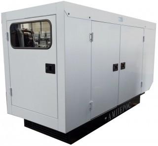 Дизельный генератор АМПЕРОС АД 10-Т400 PB (Проф) в кожухе с АВР МОСКВА