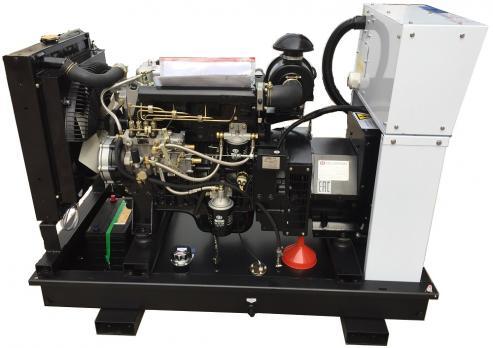 Дизельный генератор АМПЕРОС АД 12-Т230 с АВР МОСКВА