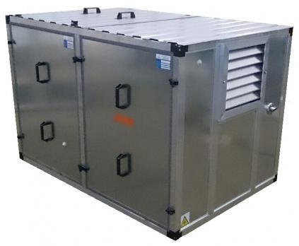 Дизельный генератор Вепрь АДП 5,0-230 ВЯ-БС в контейнере МОСКВА