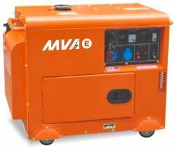 Дизельный генератор MVAE ДГ 3500 К с АВР МОСКВА