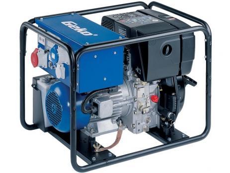 Дизельный генератор Geko 7801 ED-AA-ZEDA