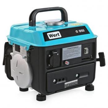 Бензиновый генератор WERT G 950