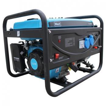 Бензиновый Генератор WERT G2800