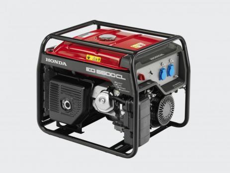 Бензиновая электростанция Honda EG4500CX RGH