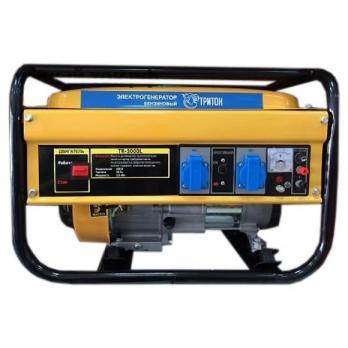 Генератор бензиновый Тритон TR-3000 L