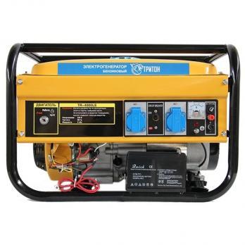 Генератор бензиновый Тритон TR-4000 LE