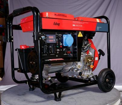 Купить Дизельный генератор FUBAG DS 5500 A ES Москва