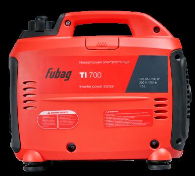Бензиновая электростанция Fubag TI 700