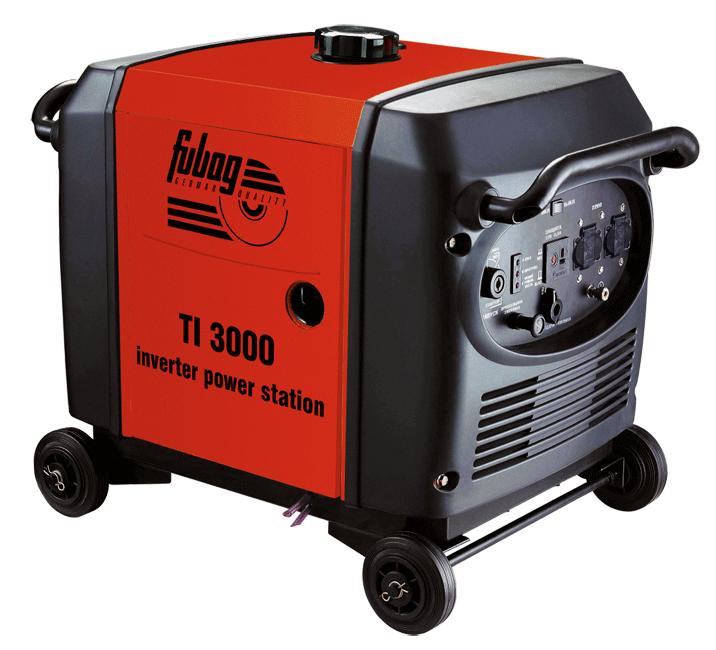 Бензиновая электростанция Fubag TI 3000