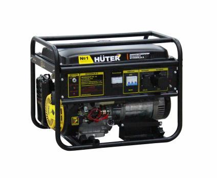 Бензиновый генератор HUTER DY 9500LX - 3 Москва
