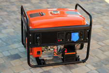 Бензиновый генератор HUNTER BG 6000E