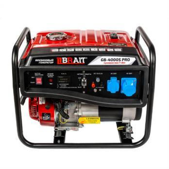 Генератор бензиновый GB-4000S PRO