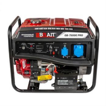 Генератор бензиновый GB-7500E PRO