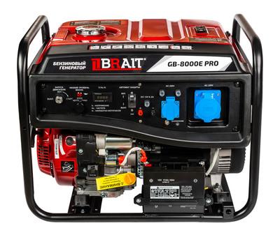 Генератор бензиновый GB-8000Е PRO
