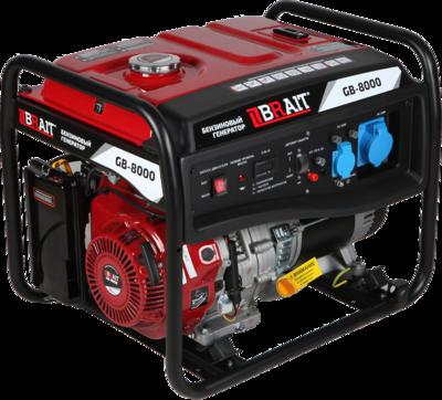 Генератор бензиновый GB-8000 PRO
